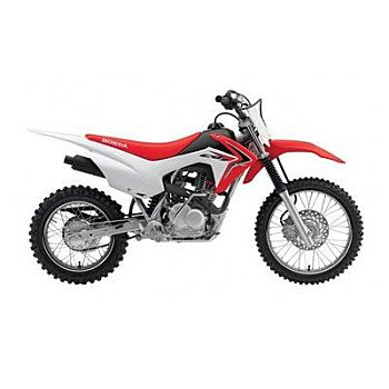 2018 Honda CRF125F for sale 200704282