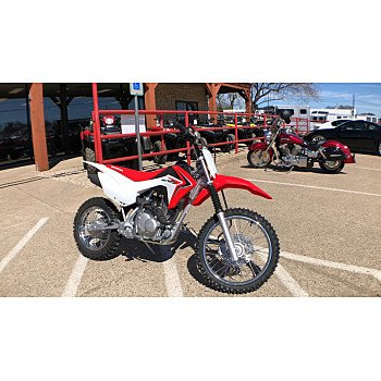 2018 Honda CRF125F for sale 200711302