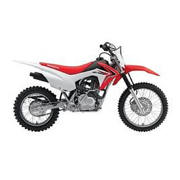 2018 Honda CRF125F for sale 200712417