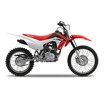 2018 Honda CRF125F for sale 200712905