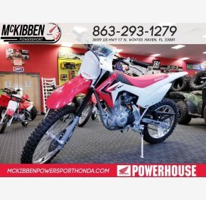 2018 Honda CRF125F for sale 200588674