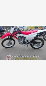 2018 Honda CRF125F for sale 200637709