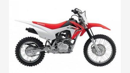 2018 Honda CRF125F for sale 200641183