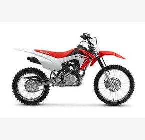2018 Honda CRF125F for sale 200641650