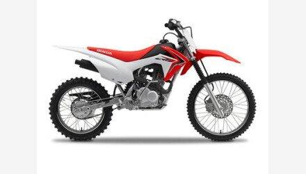 2018 Honda CRF125F for sale 200700508