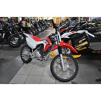 2018 Honda CRF125F for sale 200739854