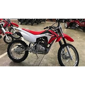2018 Honda CRF125F for sale 200740690