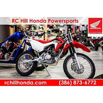 2018 Honda CRF125F for sale 200743400