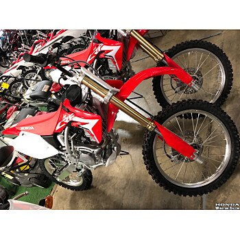 2018 Honda CRF150R for sale 200516646