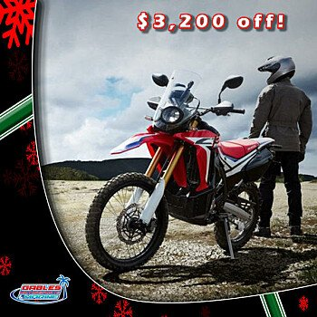 2018 Honda CRF250L for sale 200576979