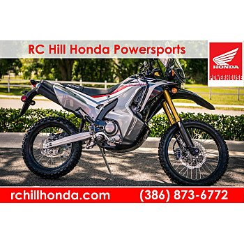 2018 Honda CRF250L for sale 200613897