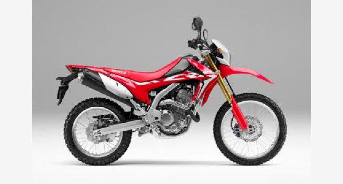 2018 Honda CRF250L for sale 200619460