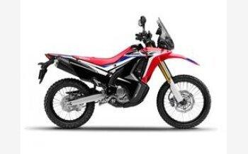 2018 Honda CRF250L for sale 200628390