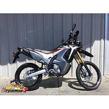 2018 Honda CRF250L for sale 200628609