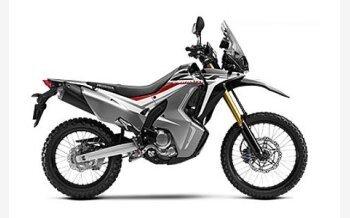 2018 Honda CRF250L for sale 200646346