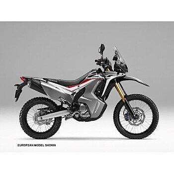 2018 Honda CRF250L for sale 200650456