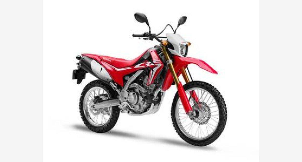 2018 Honda CRF250L for sale 200660240