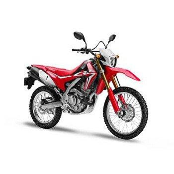 2018 Honda CRF250L for sale 200665916