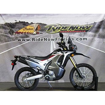 2018 Honda CRF250L for sale 200666829