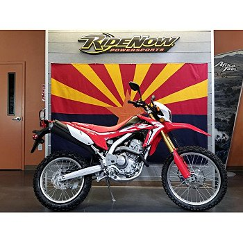 2018 Honda CRF250L for sale 200668901