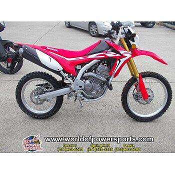 2018 Honda CRF250L for sale 200669989