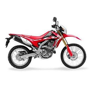 2018 Honda CRF250L for sale 200677138
