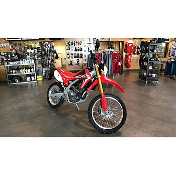 2018 Honda CRF250L for sale 200687493