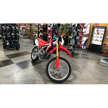 2018 Honda CRF250L for sale 200687616