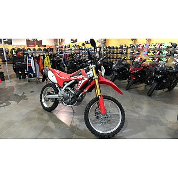 2018 Honda CRF250L for sale 200687624