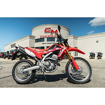 2018 Honda CRF250L for sale 200704285