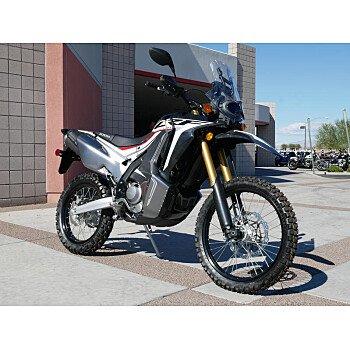 2018 Honda CRF250L for sale 200708897