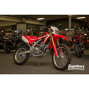 2018 Honda CRF250L for sale 200709847