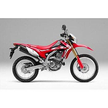 2018 Honda CRF250L for sale 200710344