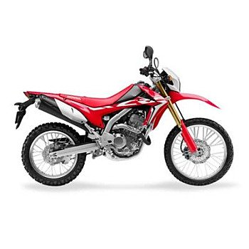 2018 Honda CRF250L for sale 200712422