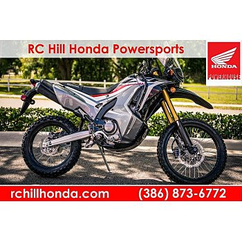 2018 Honda CRF250L for sale 200712673