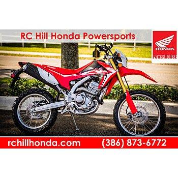 2018 Honda CRF250L for sale 200712931