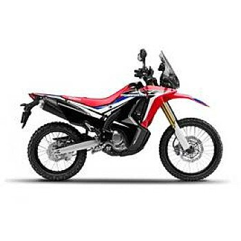 2018 Honda CRF250L for sale 200716994
