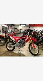 2018 Honda CRF250L for sale 200623097