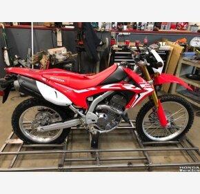2018 Honda CRF250L for sale 200698207