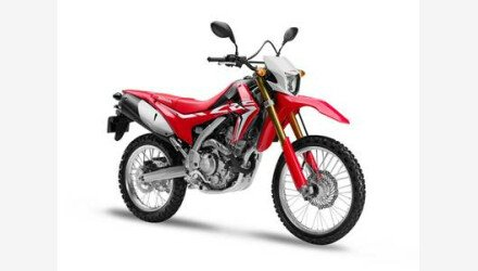 2018 Honda CRF250L for sale 200700631