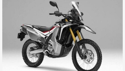 2018 Honda CRF250L for sale 200703273