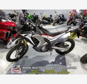 2018 Honda CRF250L for sale 200721898