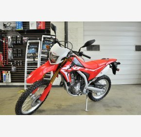 2018 Honda CRF250L for sale 200740078
