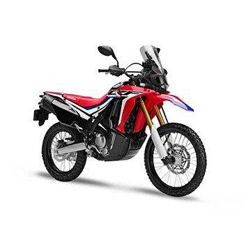 2018 Honda CRF250L for sale 200744058