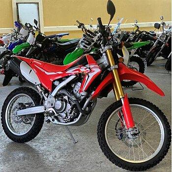 2018 Honda CRF250L for sale 200809125