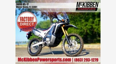 2018 Honda CRF250L for sale 200961762