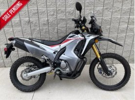 2018 Honda CRF250L for sale 201079687