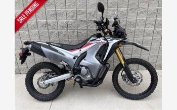 2018 Honda CRF250L for sale 201079687