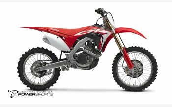 2018 Honda CRF250R for sale 200481537