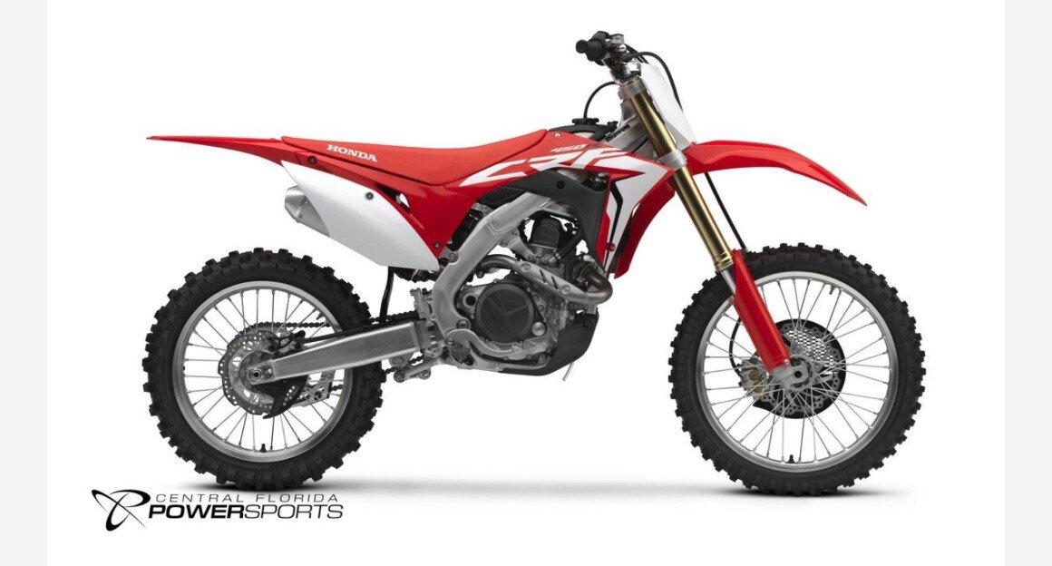 2018 Honda CRF250R for sale 200481537